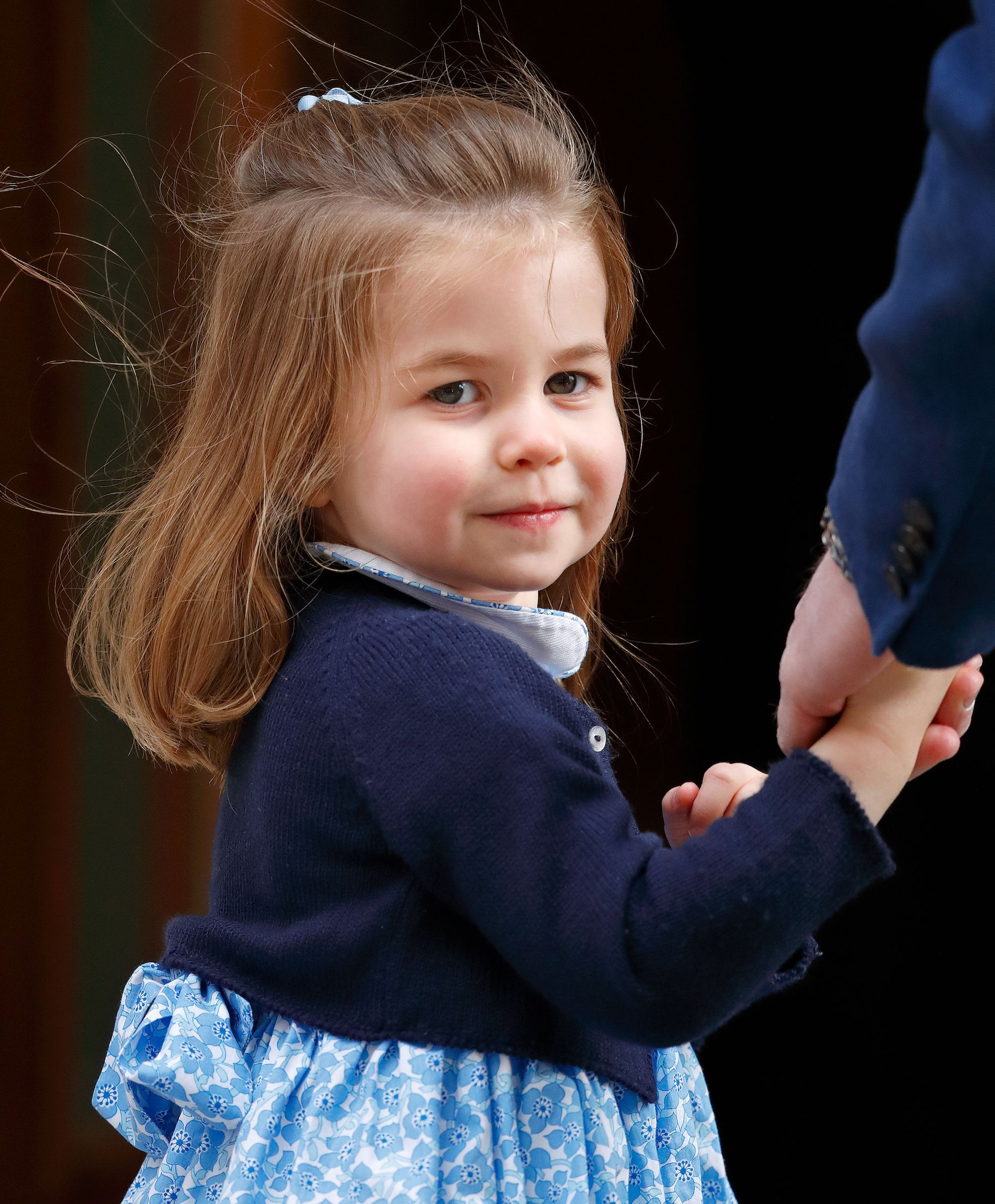 Princess Charlotte Is Really Into Musical Theatre, Kate Middleton Says