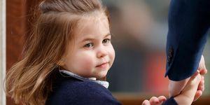 Princess Charlotte at Lindo Wing