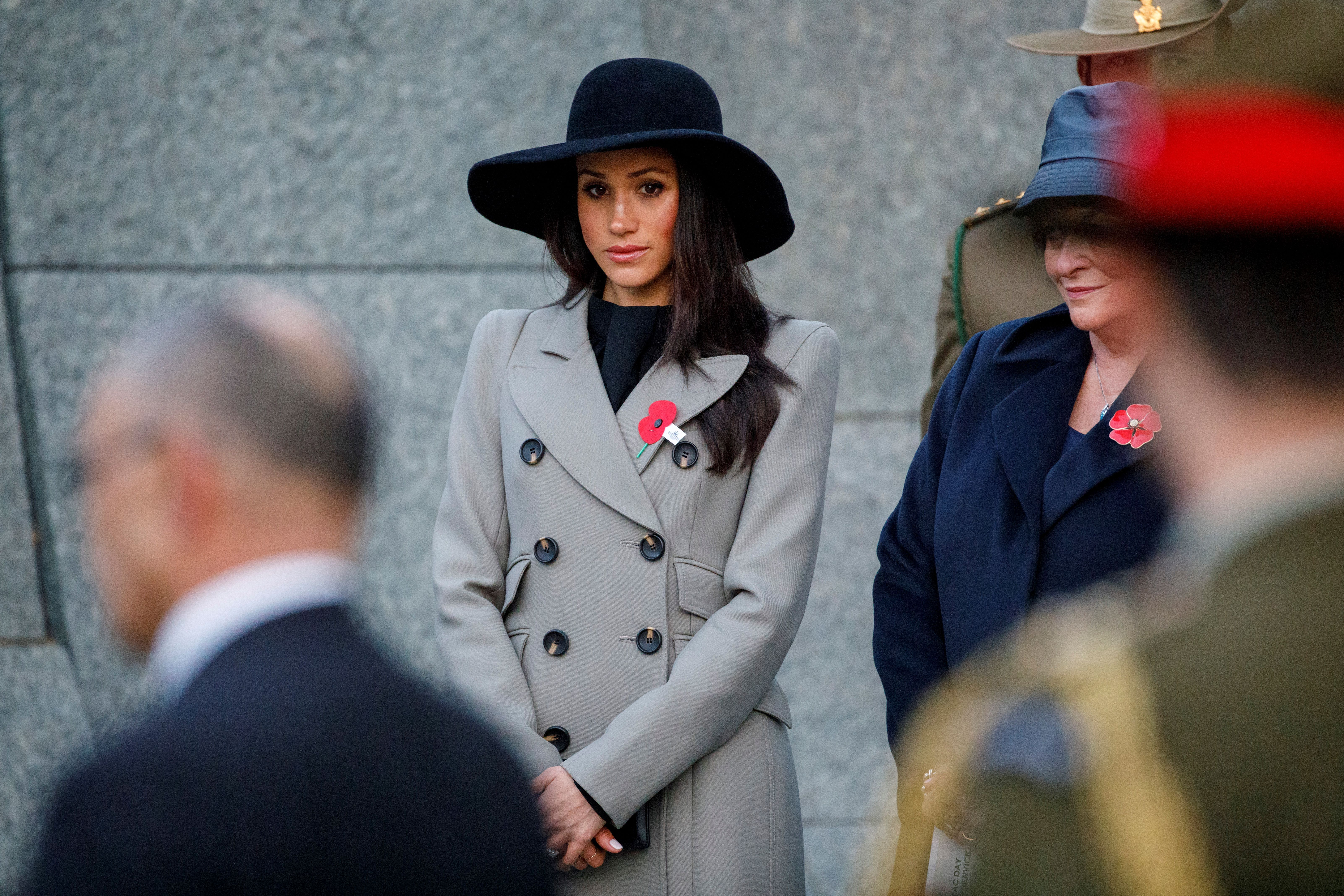 Meghan Markle Reportedly Felt 'Trapped and Claustrophobic' in England