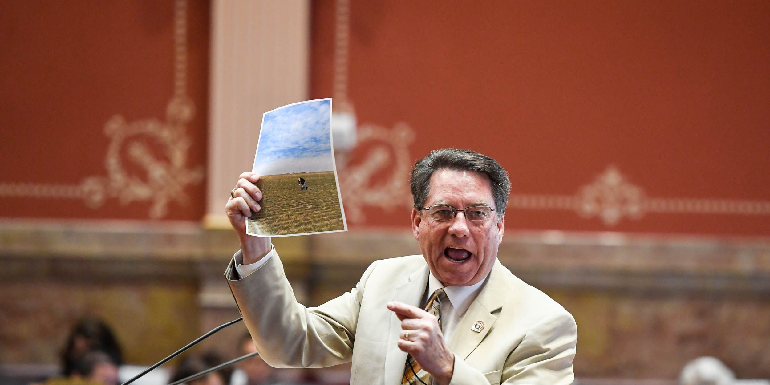 COlorado Legislature, Teacher Rally