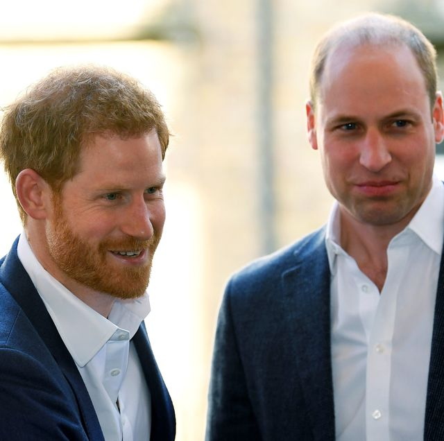 london, england   april 26 prince william, duke of cambridge and prince harry attend the opening of the greenhouse sports centre on april 26, 2018 in london, united kingdom photo by toby melville   wpa poolgetty images