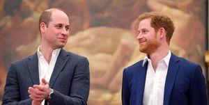 ウィリアム王子 ヘンリー王子 ロイヤルファミリー
