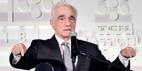 Martin Scorsese TCM Classic Film Festival 2018
