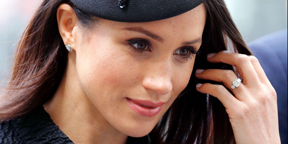 Meghan Markle Royal Wedding Makeup - See Meghan Markle's Wedding Beauty Look