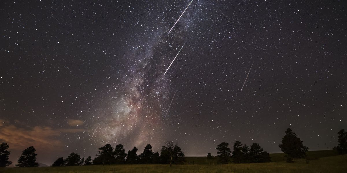 Two October Meteor Showers Peak This Week—And a Third Is on Its Way