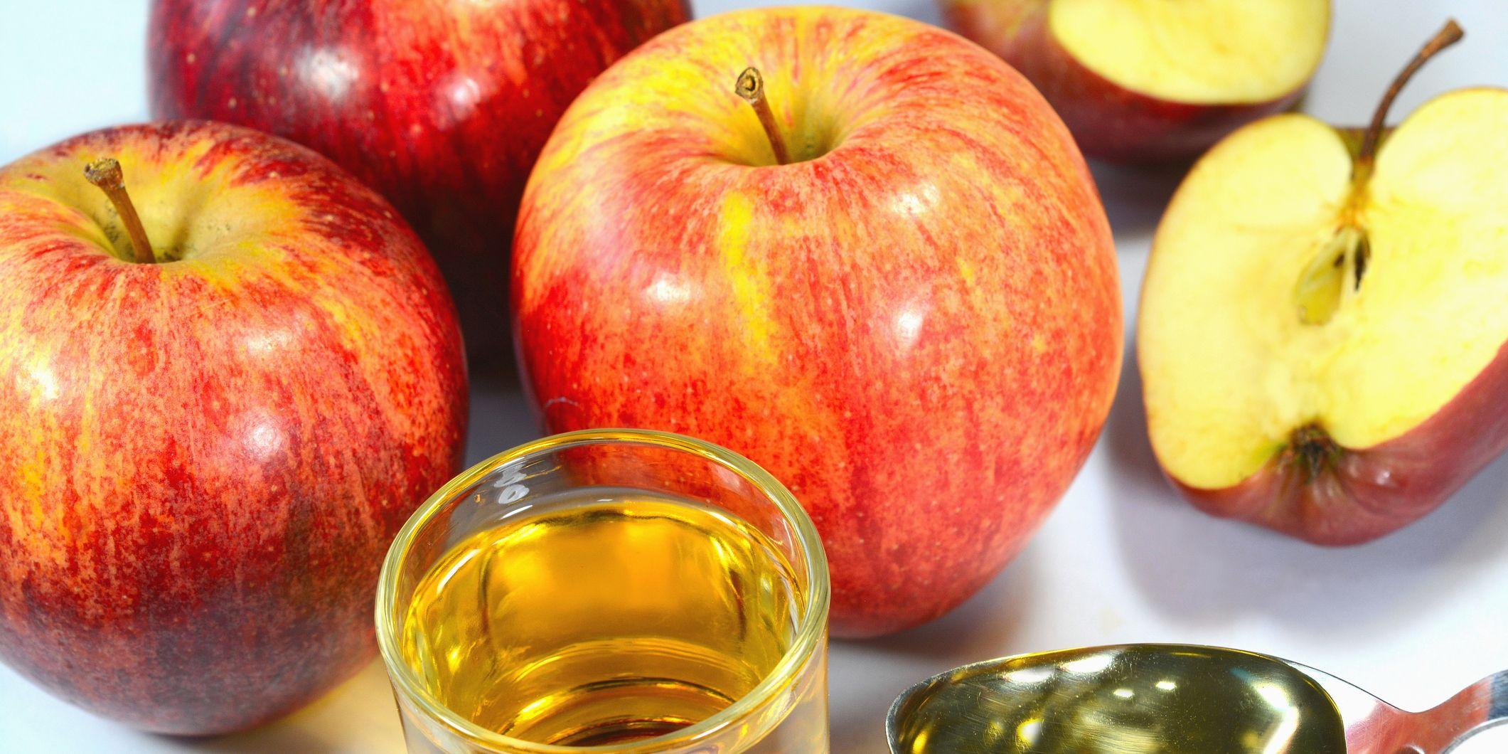 5 Ways That Apple Cider Vinegar Could Benefit Your Health