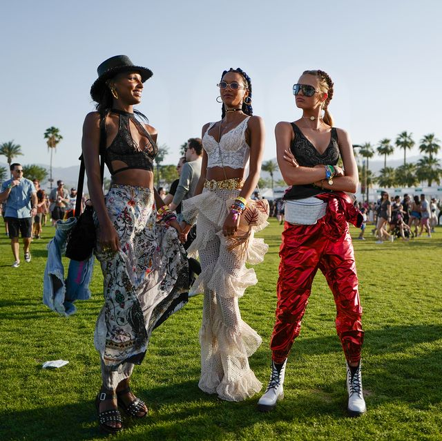 7436842741 Street Style and Celebrity Sightings During Coachella Festival