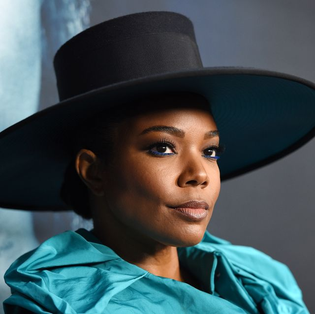 hollywood, ca   may 01 cast member gabrielle union arrives for universal pictures special screening of the film breaking in at arclight cinemas on may 1, 2018 in hollywood, california photo by kevork djanseziangetty images