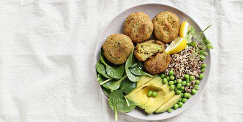 Is falafel ongezond?