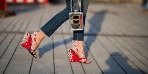 Prada shoes street style inspo