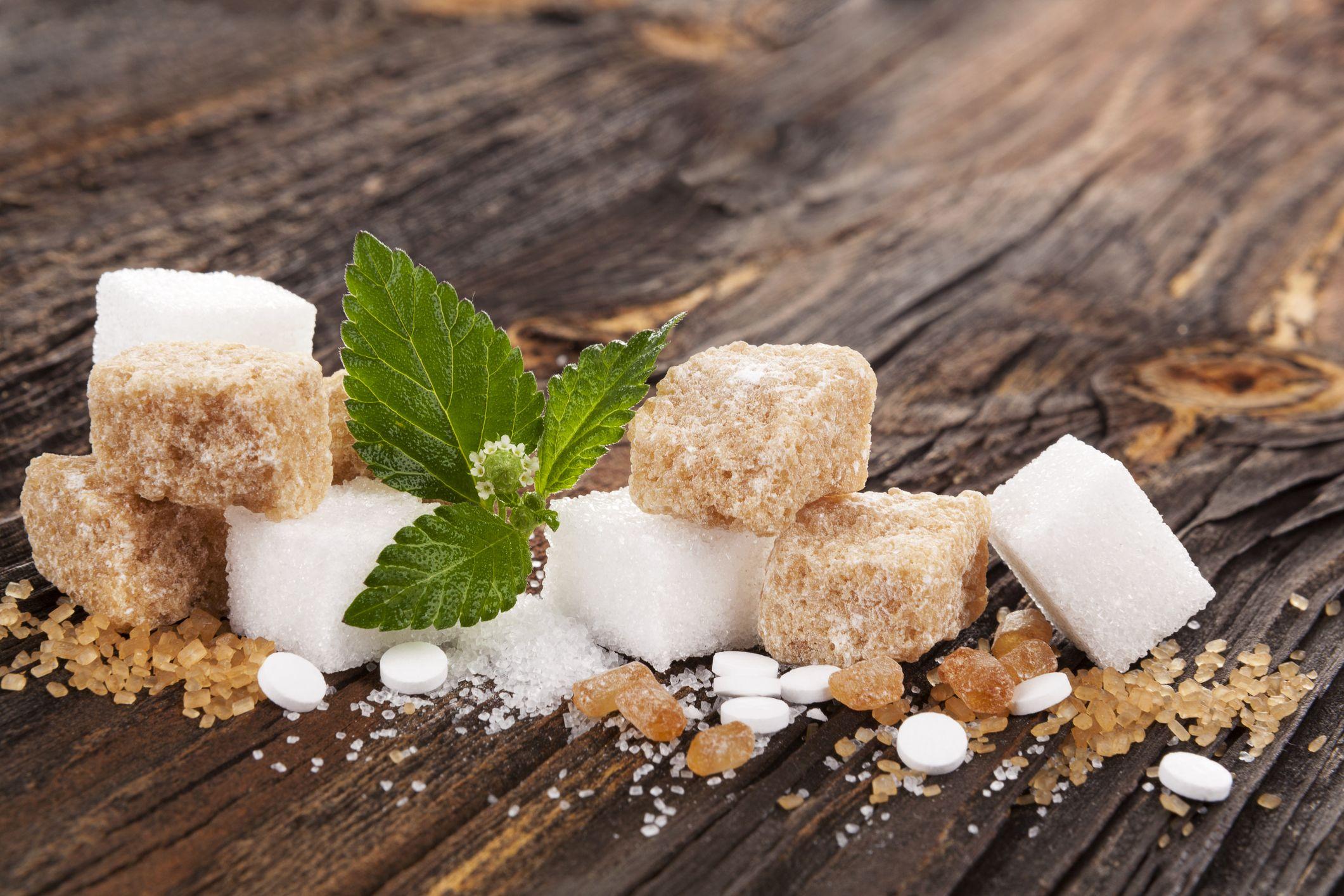 nessuna dieta di dolcificanti artificiali