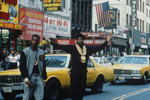 Eric B & Rakim On 14th Street