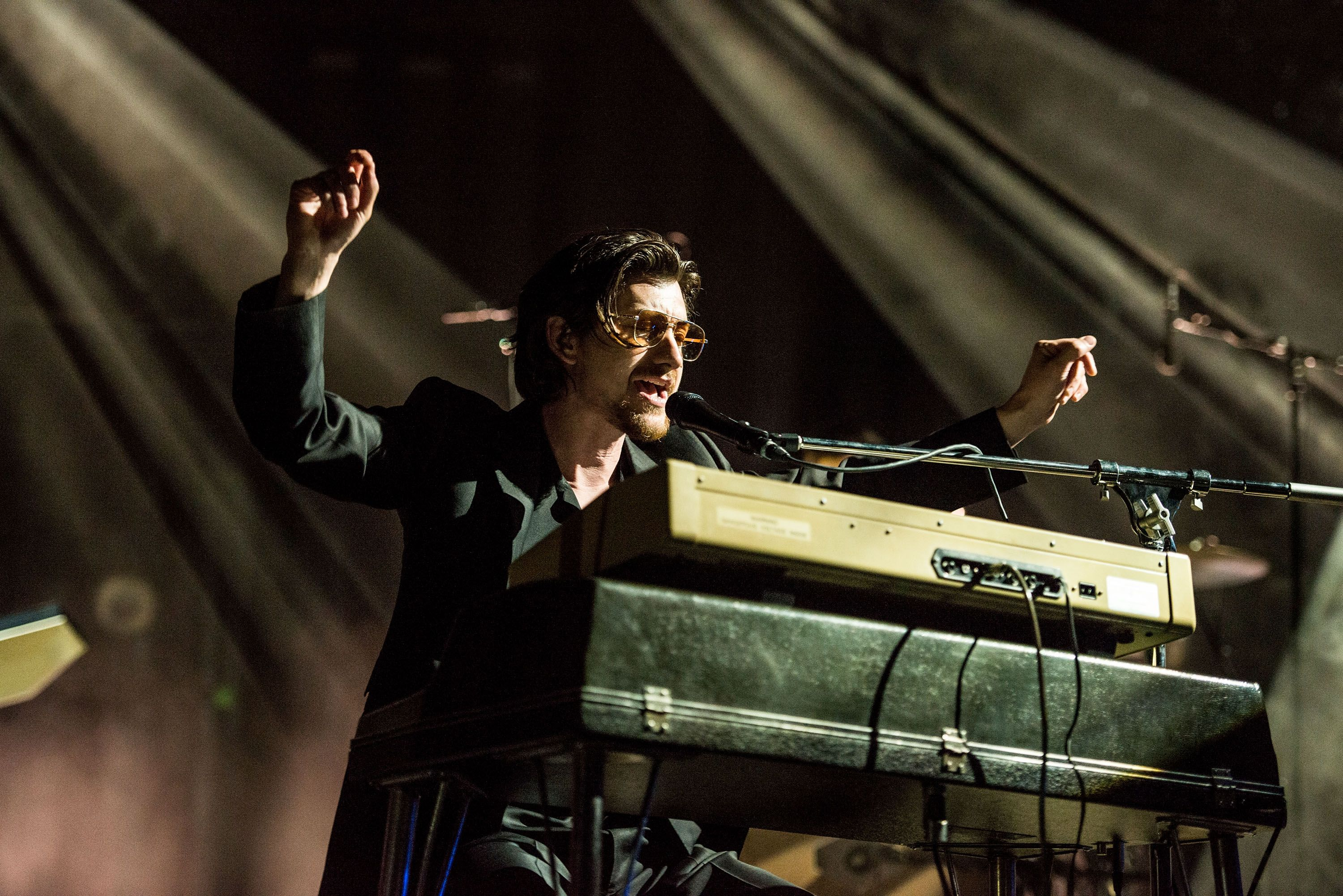 The New Arctic Monkeys Album Is As Confusing As Alex Turner's Beard