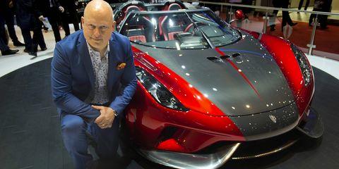Salon International de l'Automobile de Genève 2017