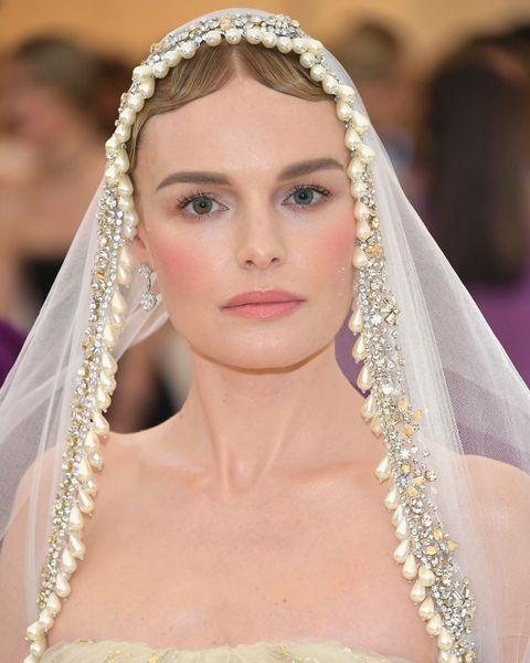 Kate Bosworth Met Gala Hair And Makeup