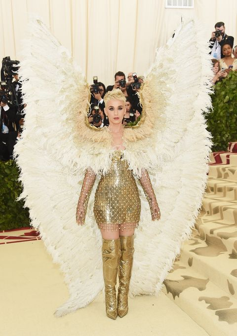 Katy Perry Met Gala 2018