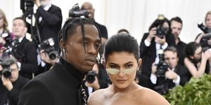 Travis Scott hits back at trolls for trying to ruin his 'true love' with Kylie Jenner