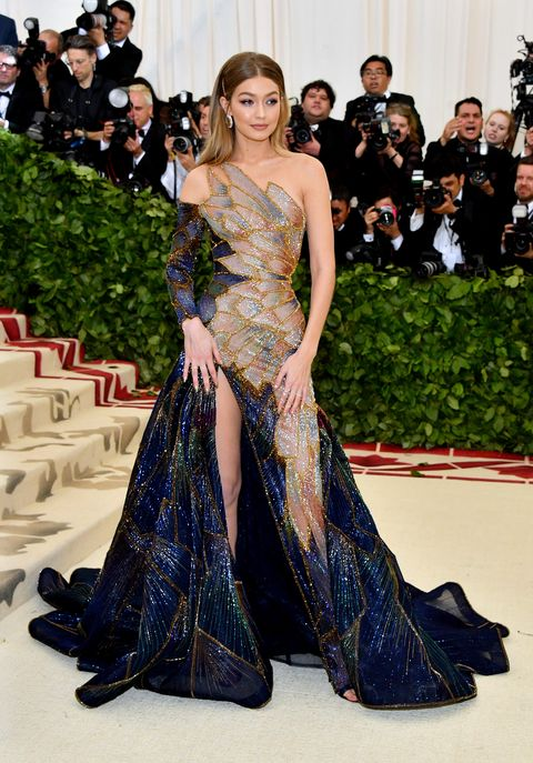 Image result for Gigi Hadid met gala