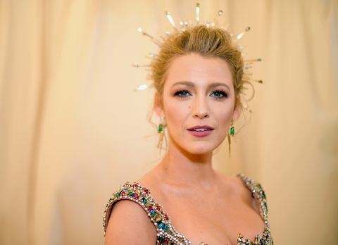 Blake Lively hilariously just trolled a troll on Instagram and deserves a standing ovation