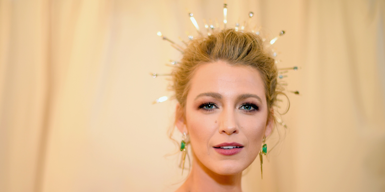 Blake Lively Met Gala Makeup
