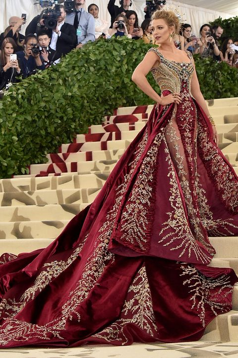 Met gala 2018 red carpet pictures
