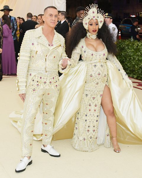 2018,met gala,設計師,女星,紅毯,主題,禮服,穿搭