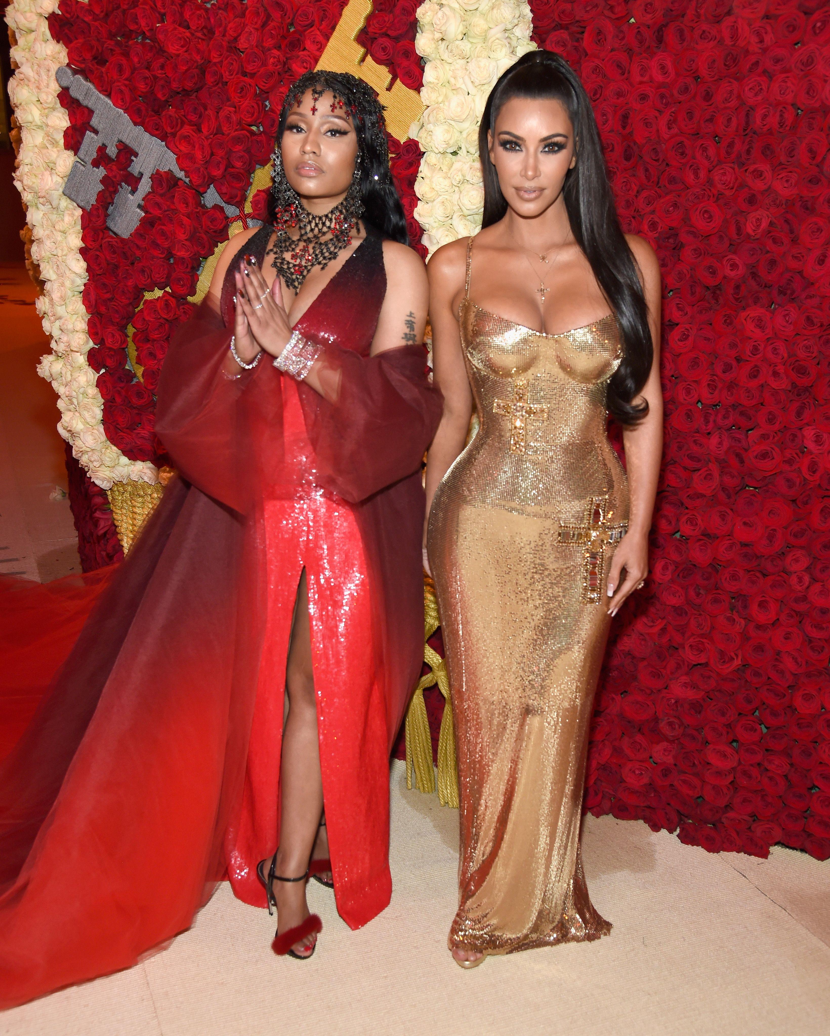 Nicki Minaj Gave North West the Cutest Gift When She Was Born, Kim Kardashian Revealed