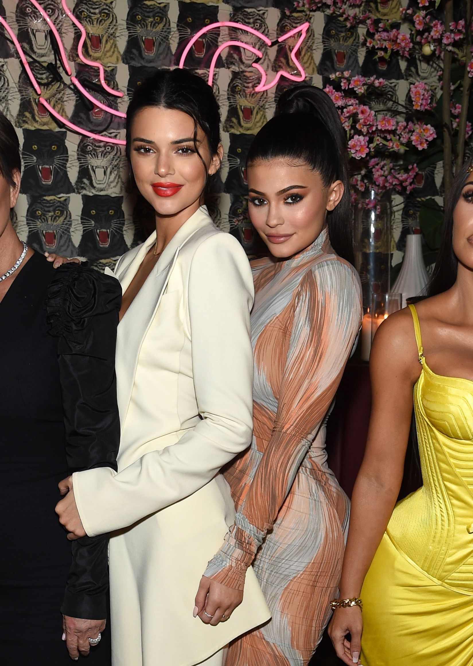 Proof That The Kardashians Have Been Masterminding Their Drama Right In Time For 'KUWTK'