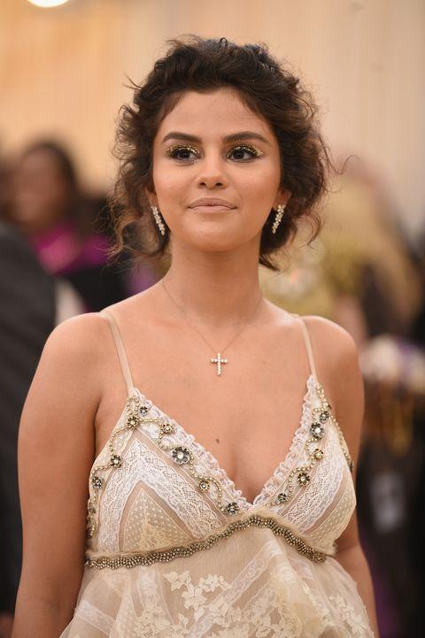d9db7d40dfe Selena Gomez Responds to Her Met Gala Tan and Coach Dress