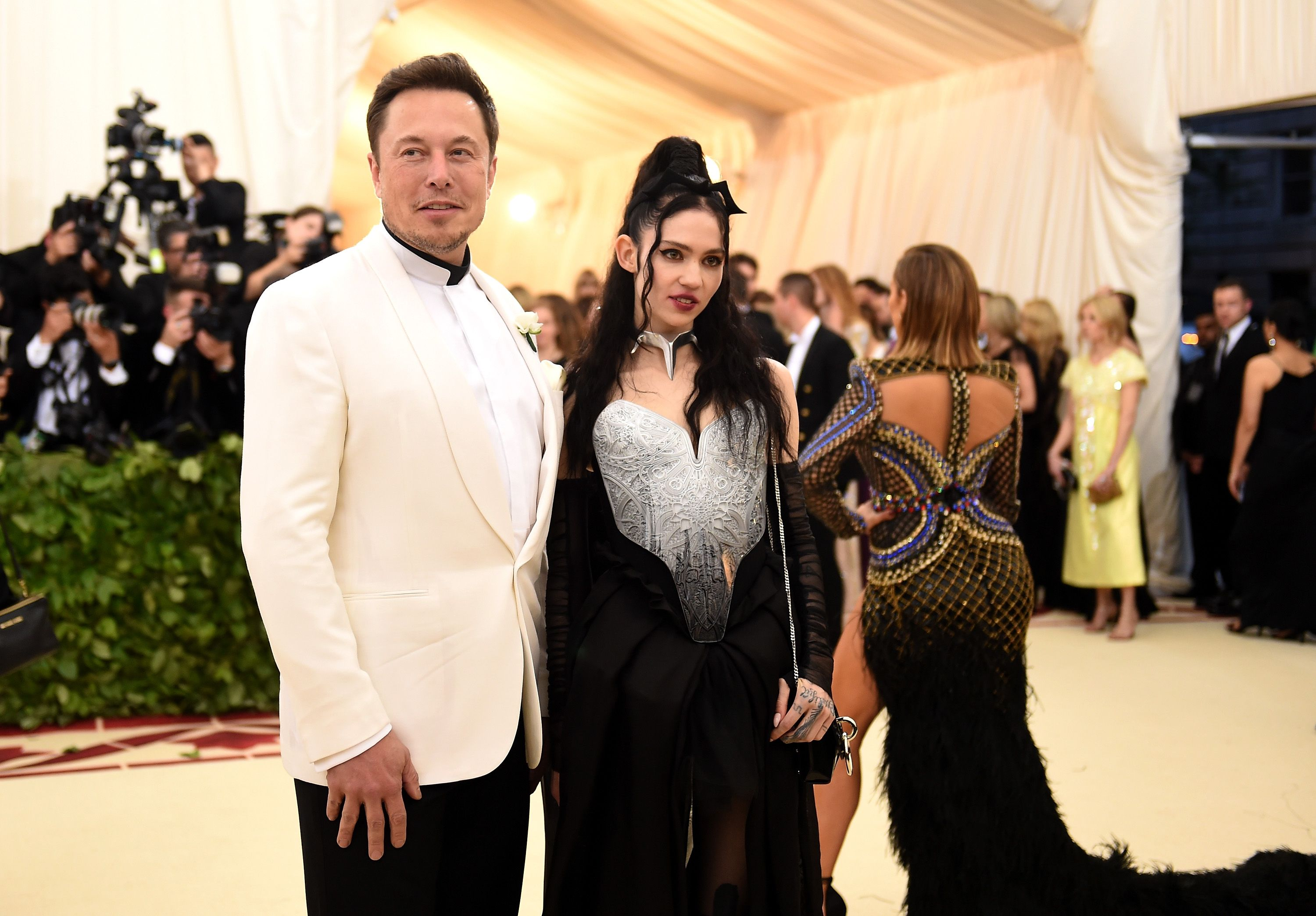 Elon Musk Finally Explained How to Pronounce X Æ A-12, the Name of His Son With Grimes