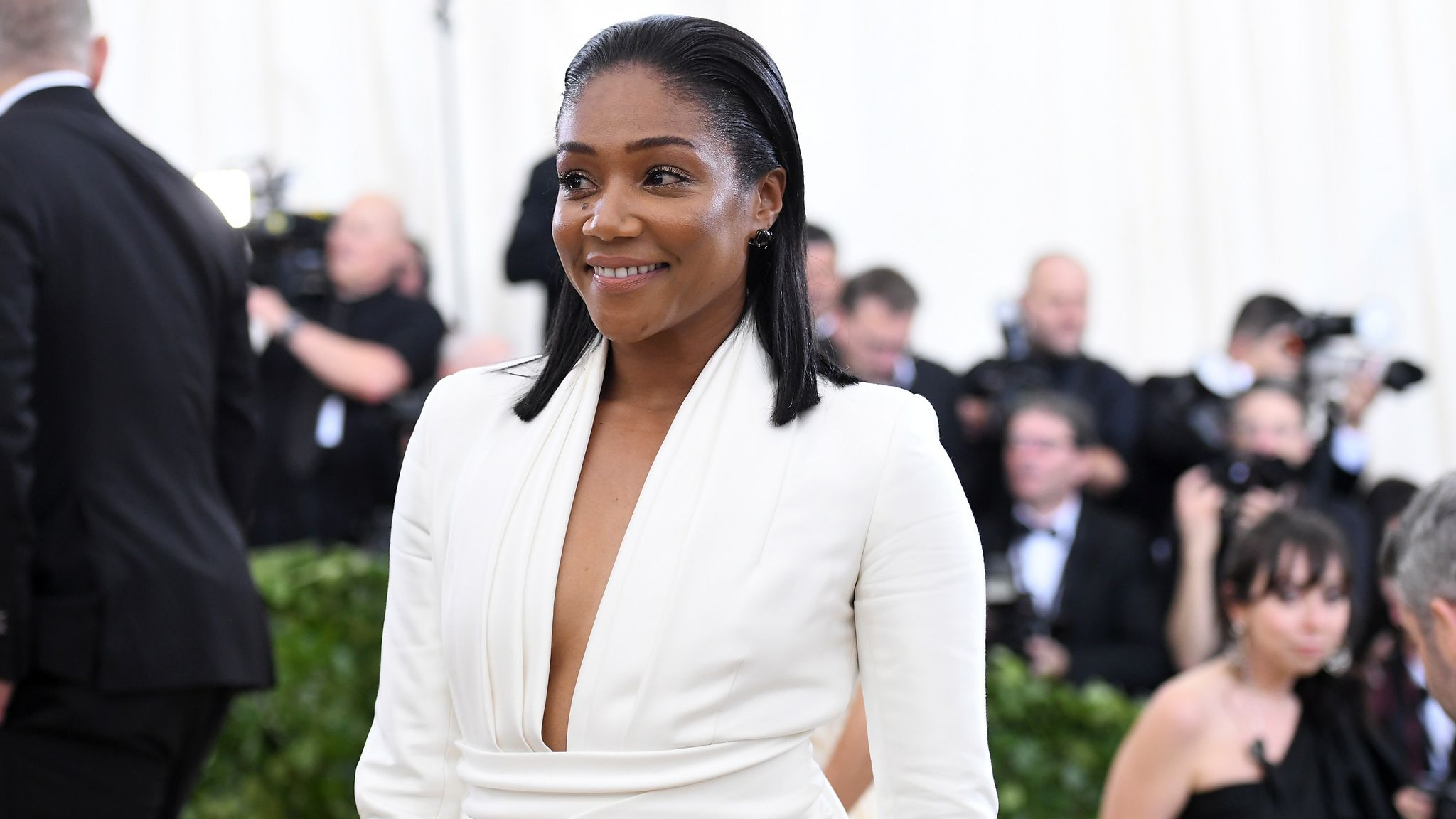 Tiffany Haddish On How A Tragic Car Accident Changed Her Outlook On Beauty