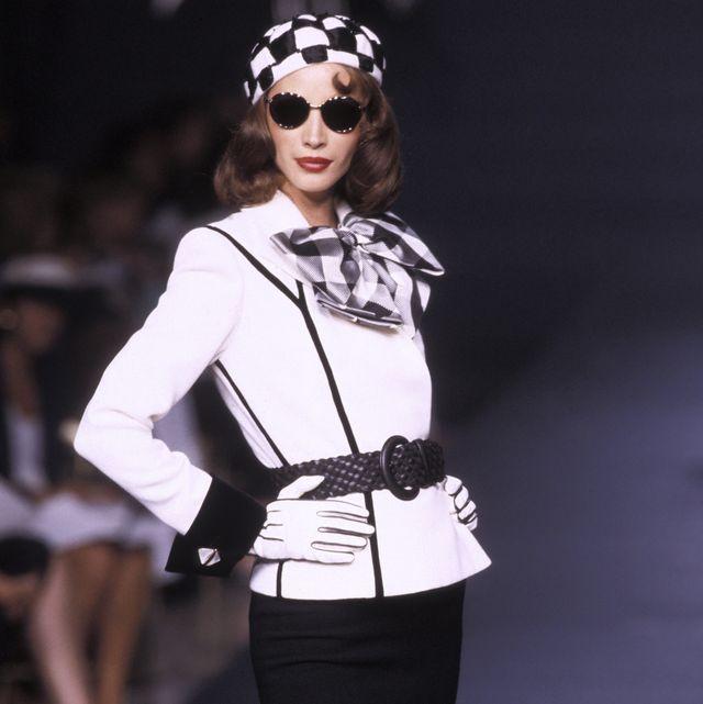 Défilé Valentino Haute Couture Automne-Hiver 92