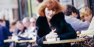 Portrait de Sonia Rykiel
