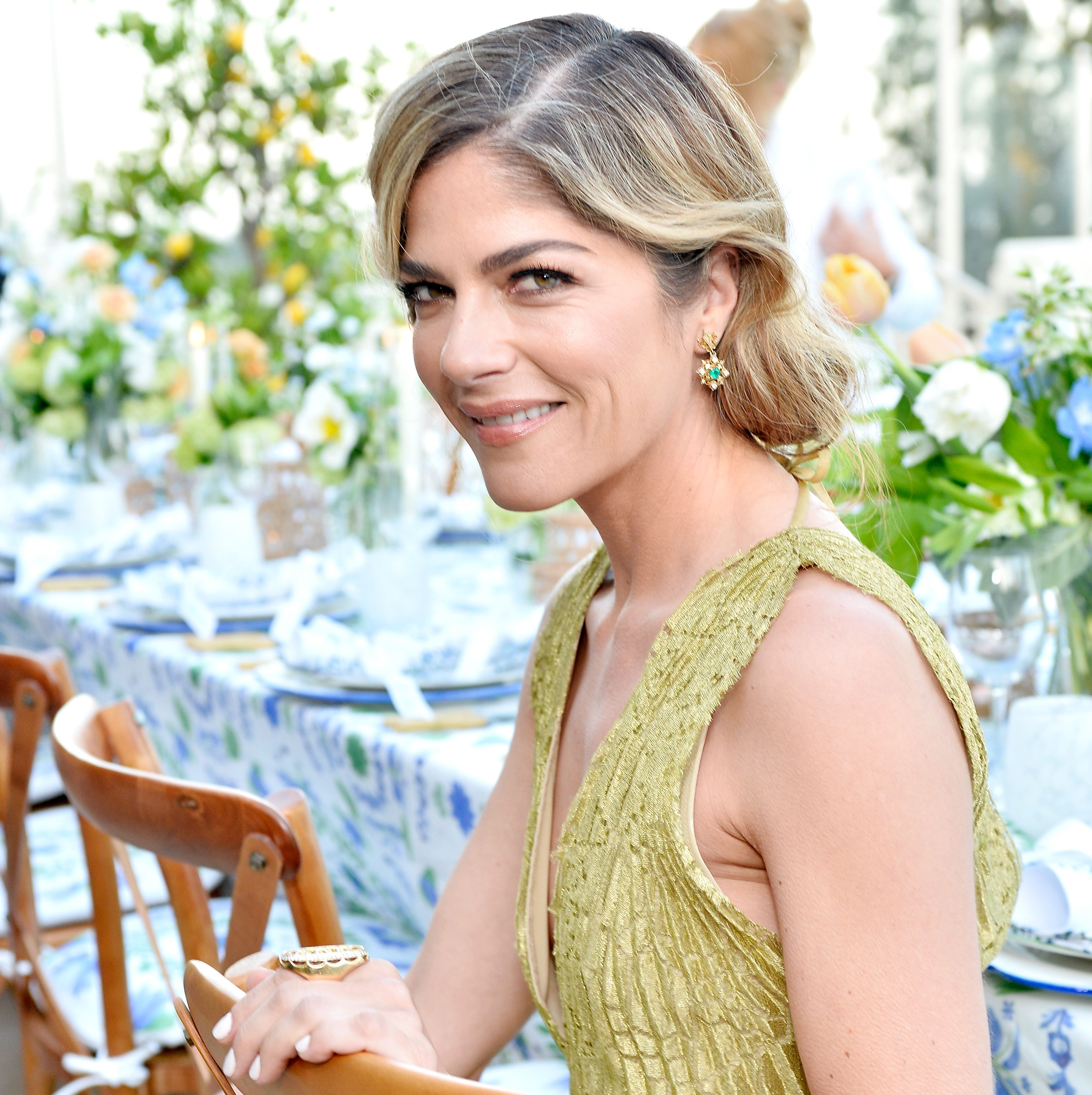 Selma Blair Shared A Photo Of Her MS Brain Scan On Instagram
