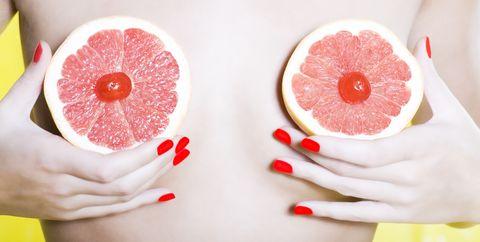 Skin, Red, Nail, Fruit, Peach, Pattern, Citrus, Coquelicot, Circle, Grapefruit,