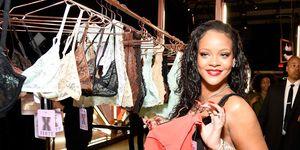 Rihanna, Savage X Fenty, lingerie, ondergoed, succes, uitverkocht, inclusief, 36 maten, 7 kleuren, nudes, huidskleuren