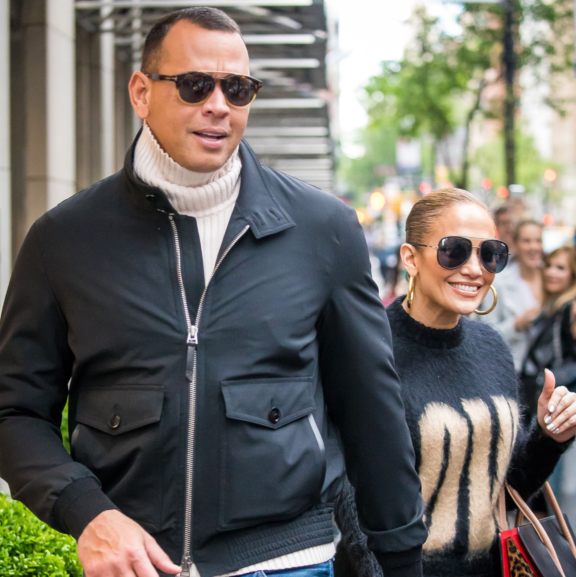 Jennifer Lopez and Alex Rodriguez Just Gave All of Us a Huge Fitness Challenge