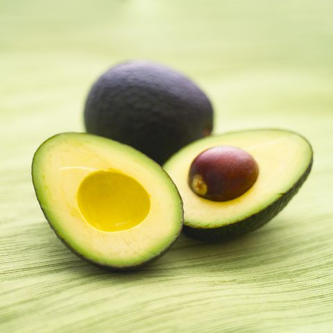 Avocado, Food, Fruit, Superfood, Plant, Natural foods, Produce, Ingredient, Cooking oil,