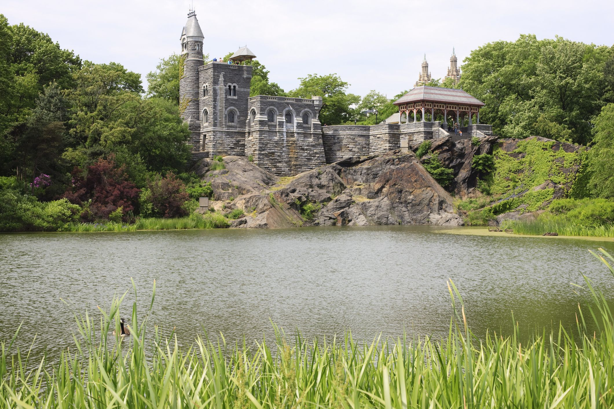Central Park's Belvedere Castle Will Reopen Next Week
