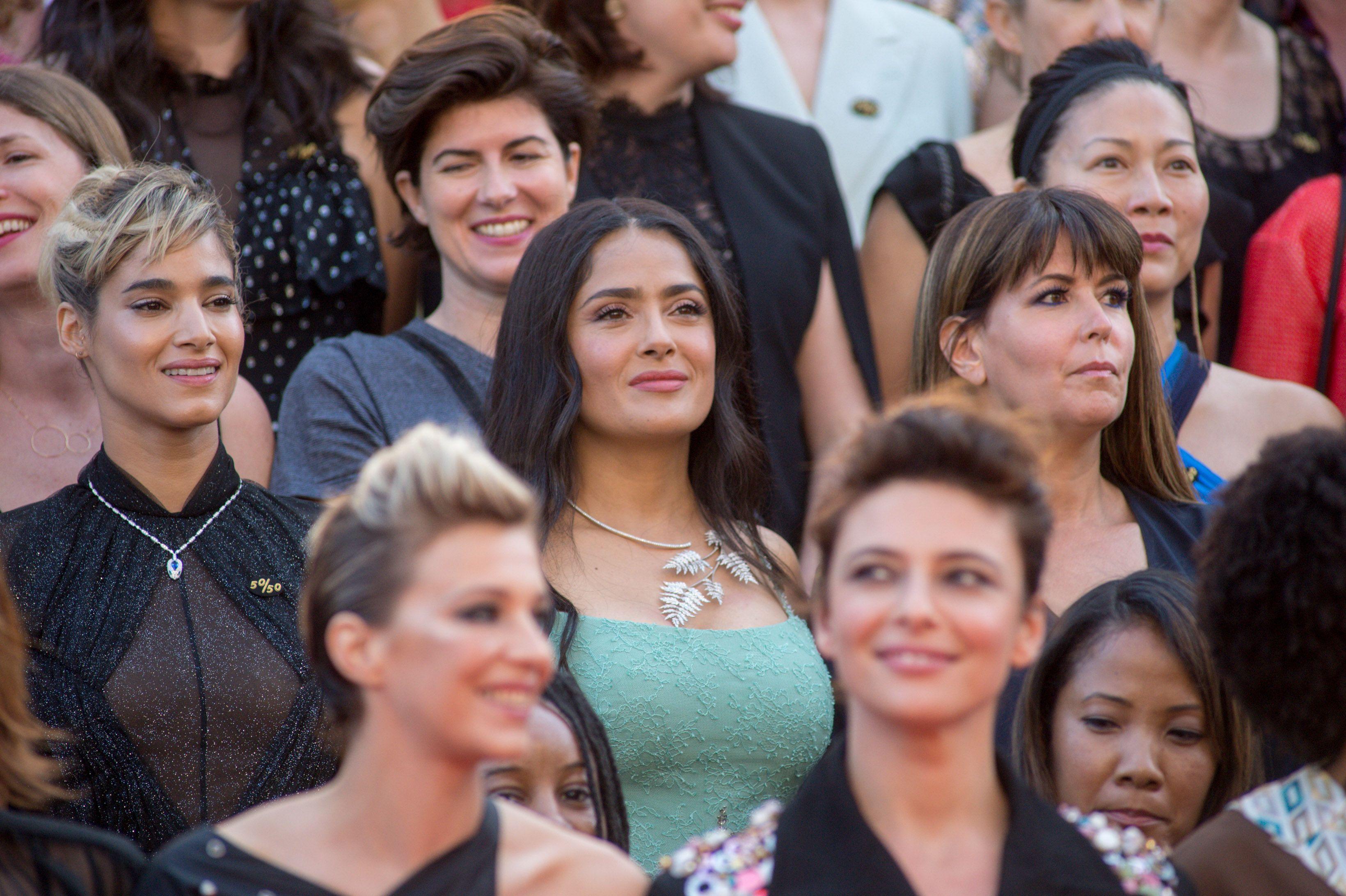Salma Hayek Cannes