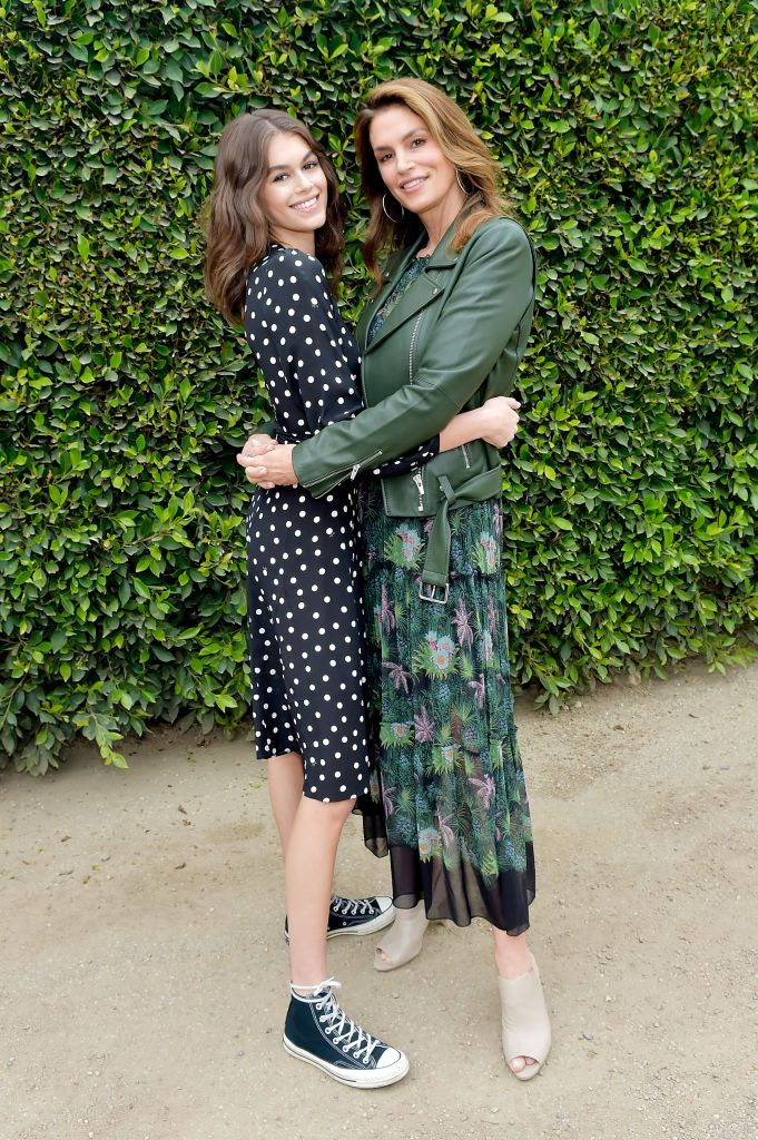 Kaia Gerber Fully Accepts Mum Cindy Crawford Is Still Hotter Than Her