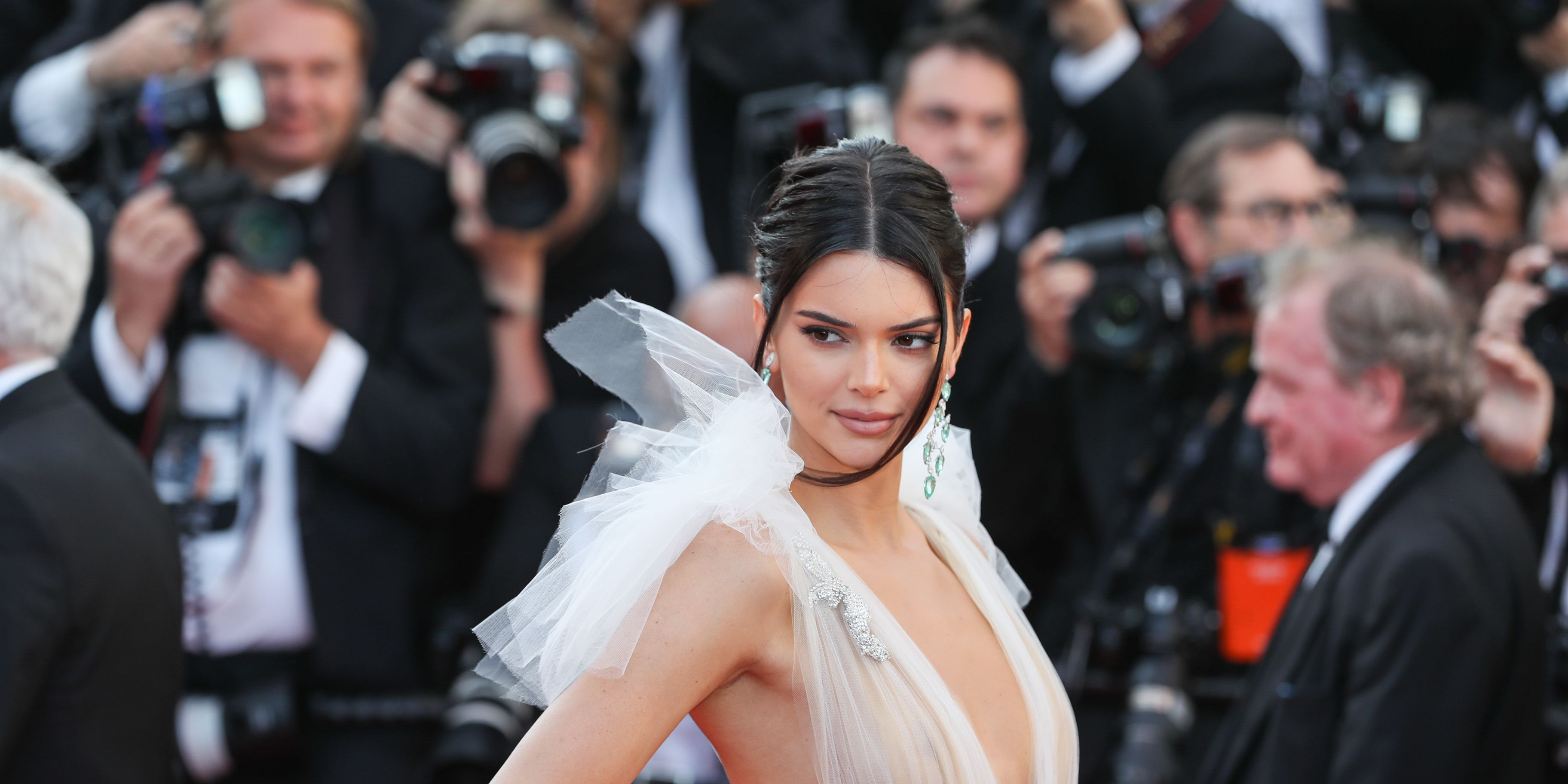 Kendall Jenner Cannes 2018
