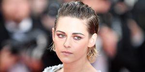 Kristen Stewart Cannes Makeup 2018
