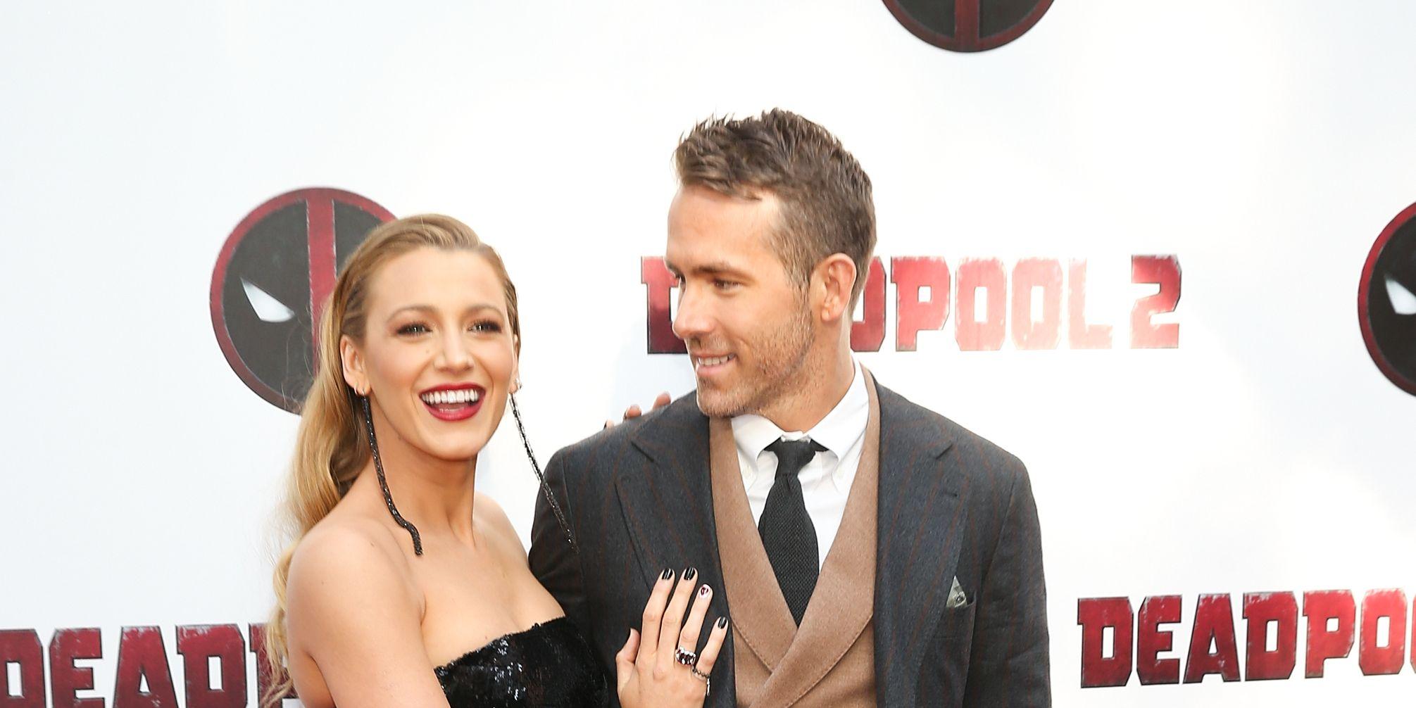 Blake Lively, Ryan Reynolds, trollen, Instagram, social media, grappen, grollen, elkaar te grazen nemen, beste reacties, comments, flirten, sexy, speels, beste koppels op social media, online humor
