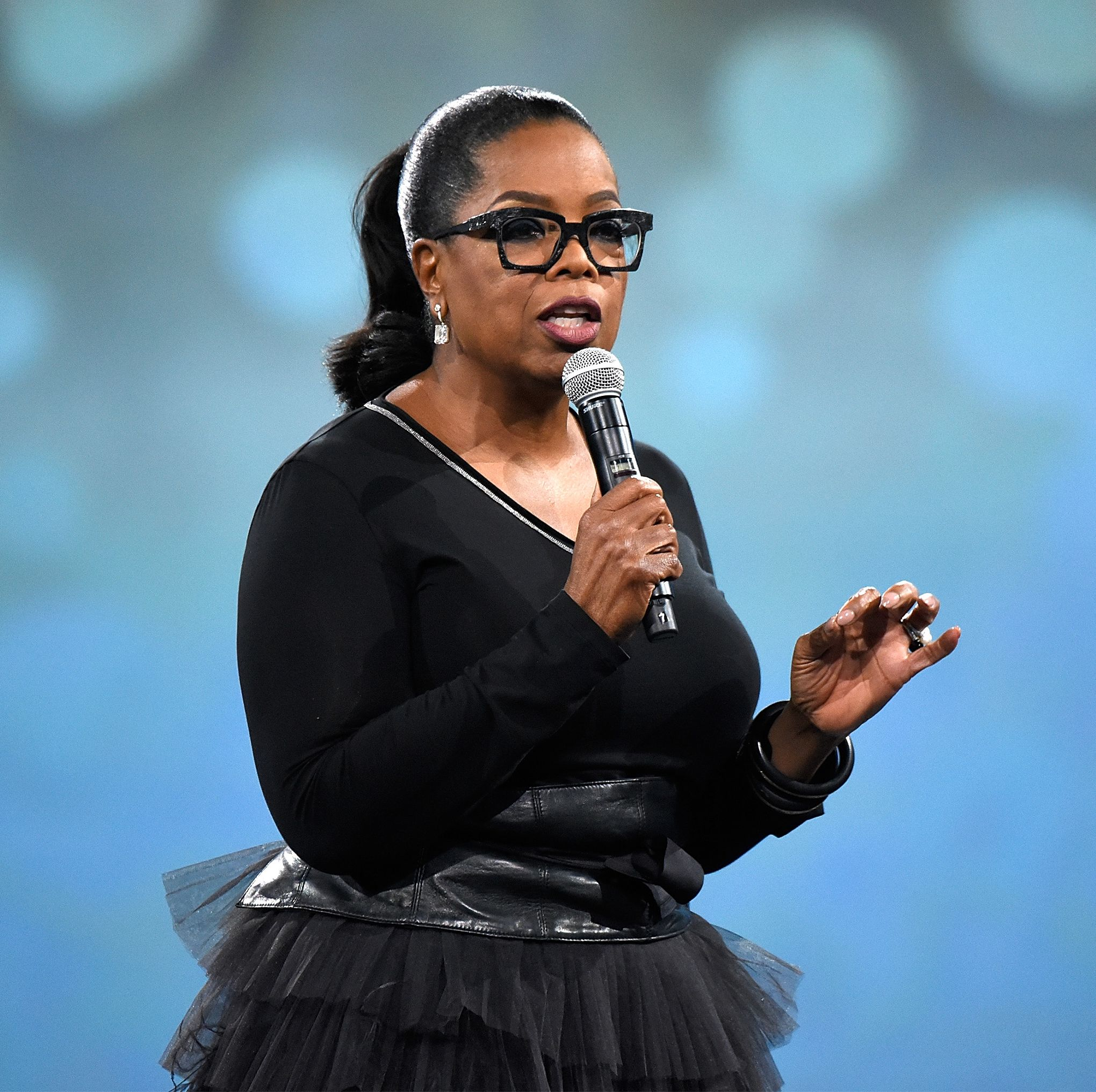 Oprah Talks Overcoming Fear and Finding Her Calling in The Path Made Clear, Her New Book