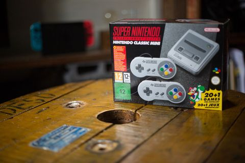This Christmas May Be Your Last Chance to Get an NES or SNES
