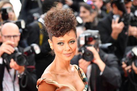 Thandie Newton star wars dress