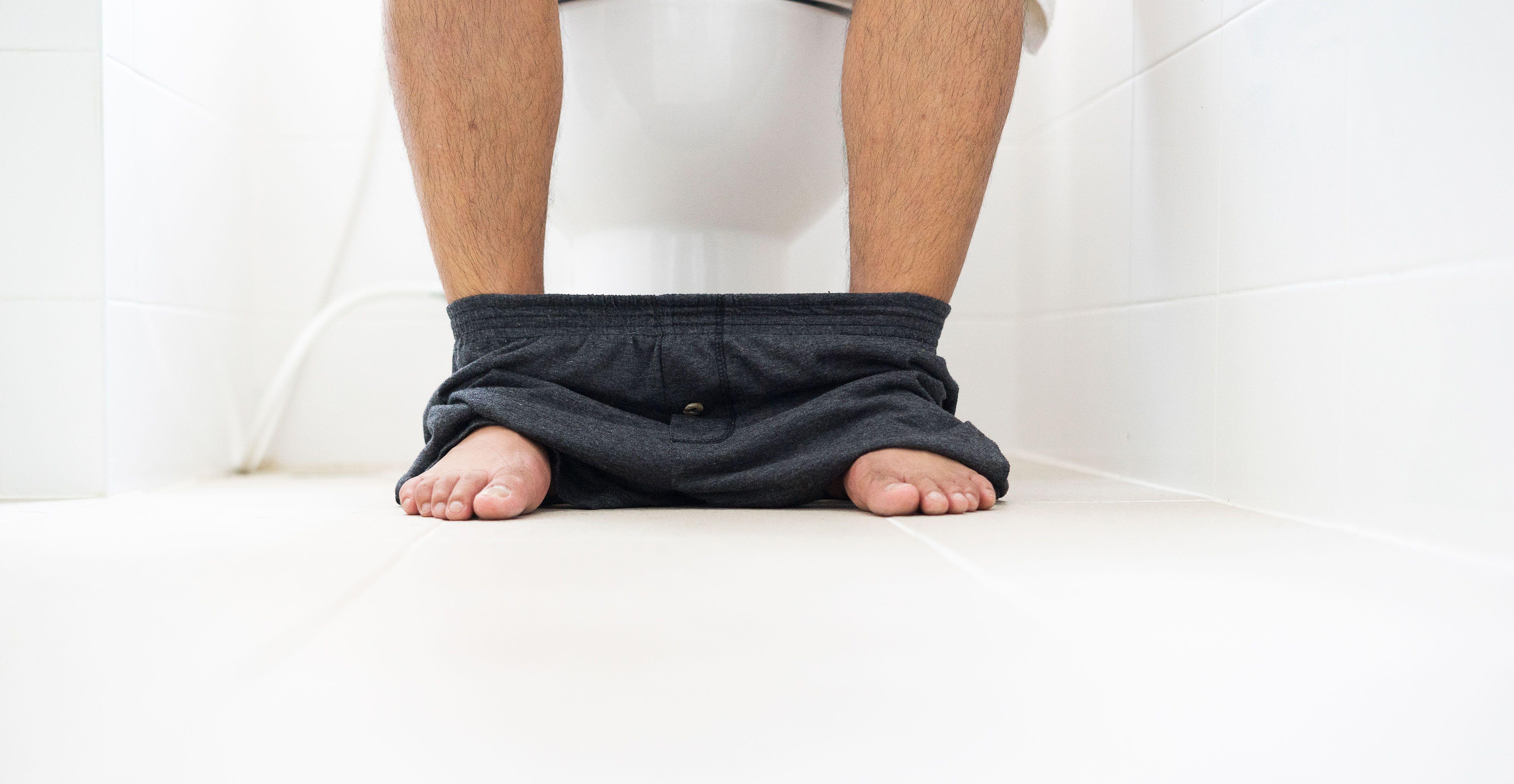 How to get my poop solid again