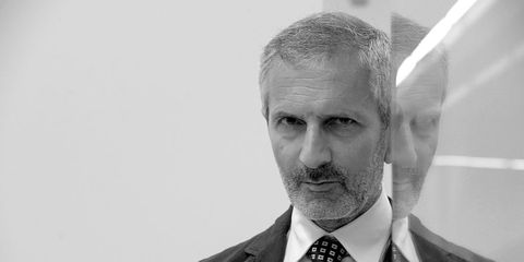 White, Black-and-white, Facial hair, Human, White-collar worker, Suit, Businessperson, Photography, Moustache, Beard,