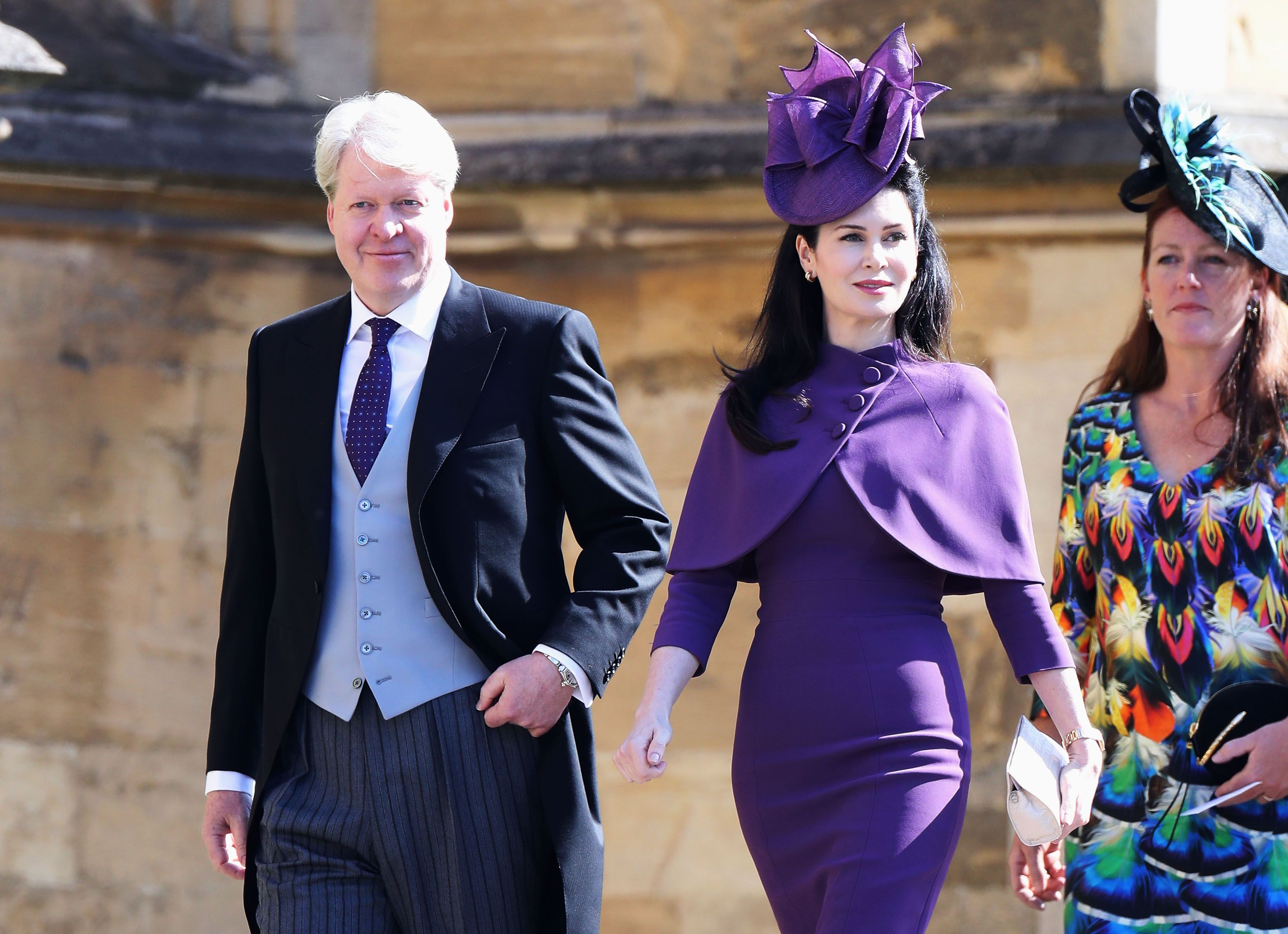 Who Is Princess Diana S Brother Charles Earl Spencer Things To Know About Earl Spencer